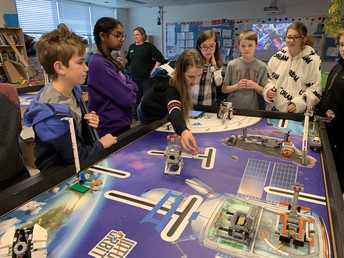 6th Grade AIM Robotics
