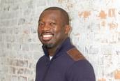 Lead facilitator Tavares Stephens