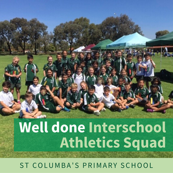 Interschool Athletics Carnival