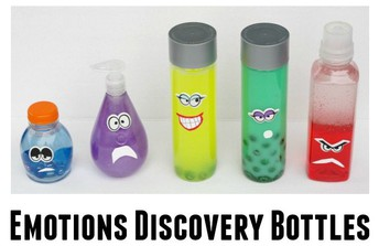 Emotions Discovery Bottle