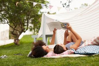Common Sense Media: Summer Reading List