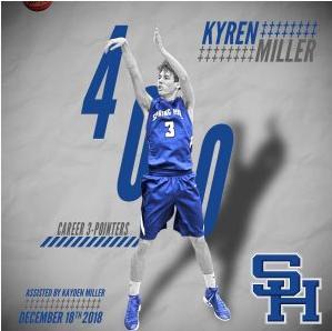 Kyren Miller