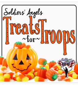 Halloween Candy Collection for Soldiers & Veterans