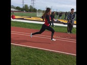 Brenna Koch: Champion Triple Jump!
