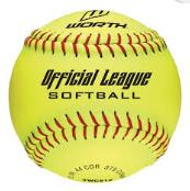 Free Softball Skills practice