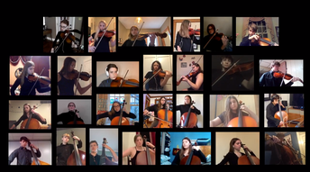 Tosa East Virtual Orchestra Concert