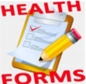 Health Forms Update