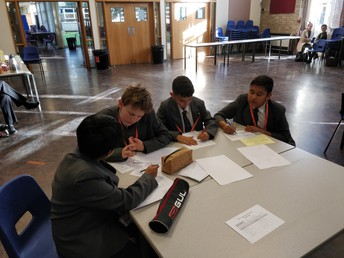 Year 7 Maths Competition