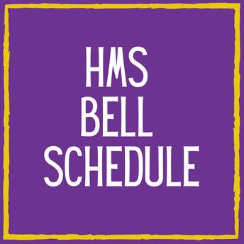 HMS Bell Schedule