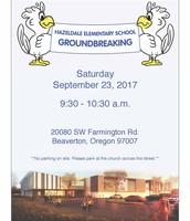 Hazeldale Groundbreaking