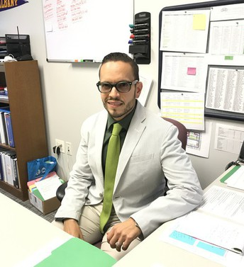 Meet the Supervisor of School Safety and Facilities!