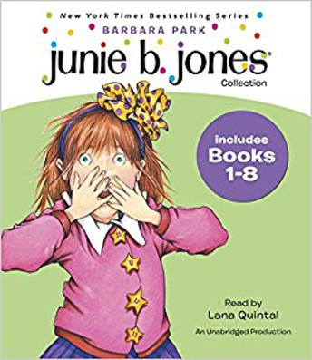 Junie B. Jones Series by Barbara Park