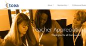 TCEA Teacher Appreciation Week Goodies