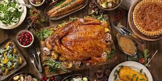 Kindergarten Thanksgiving Feast - November 20th