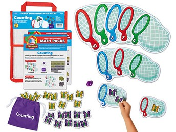 Counting Family Engagement Pack Grade K