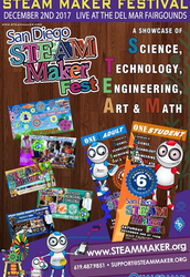 2017 San Diego STEAM Maker Festival