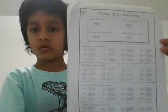 Dharmik P. from Mrs.Clark's Class