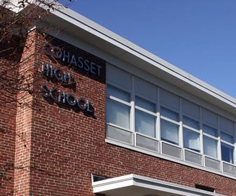 Cohasset High School