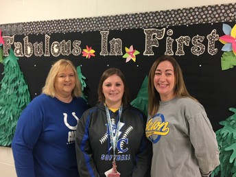 Meet our 1st grade team