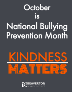 Cedar Park Kicks Off Anti-Bullying Week, 10/22-10/26