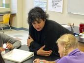 Ms. Zawayta- Diverse Learners Co-Teacher