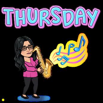 Thursday,  May 6th