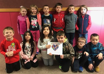 First Graders Become Published Writers!