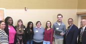 CEHD Scholarship Reception