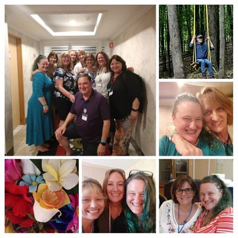 Retreat 2018 with the ICRT & Peace Place