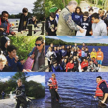 """""""A Day in the Life of a River"""" Field Trip"""