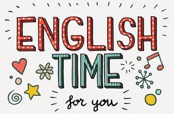 English Presentation-6th grade