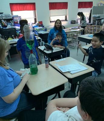 Science in Ms. Zalabak's Class