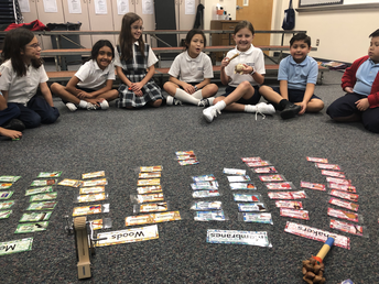 4th Grade Sorting and Playing Percussion Instruments