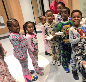 Pajama Day and Ice Cream...what's better than that!