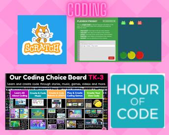 Bitmoji Coding Pages and Choice Sheet