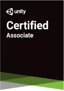 Video Game Design - Unity Certified Associate