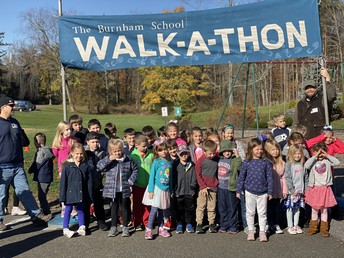 PTO Sponsored Walk-A-Thon