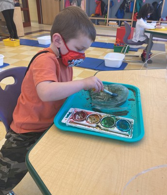 Water and Ice Exploration in PreK