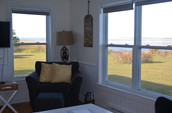 Breathtaking views from these windows